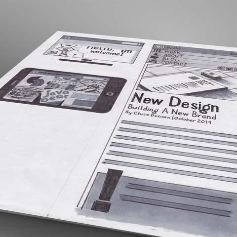 preliminary website sketches