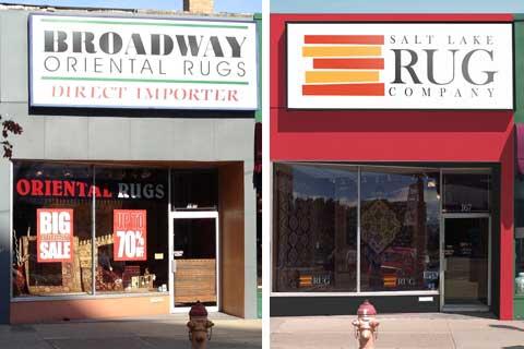 salt lake rug co rebrand